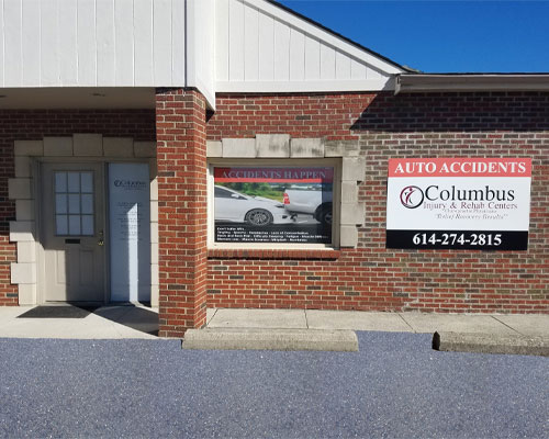 Chiropractic West Columbus OH Columbus Injury & Rehab Center West Columbus Office