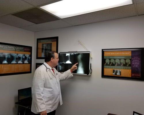 Chiropractor West Columbus OH Merril Slaven