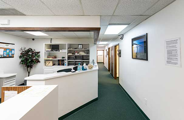 Chiropractic East Columbus OH Office Area