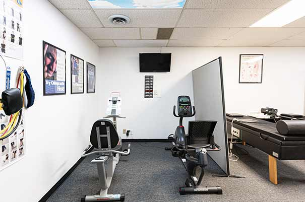 Chiropractic North Columbus OH Exercise Bikes