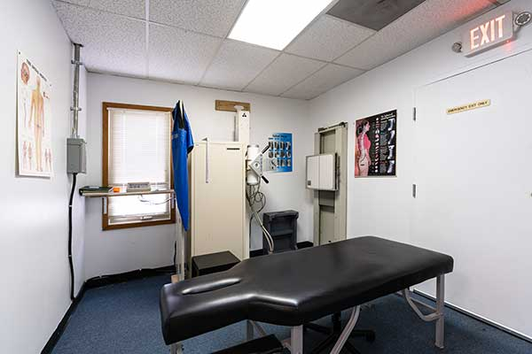 Chiropractic West Columbus OH Adjustment Table