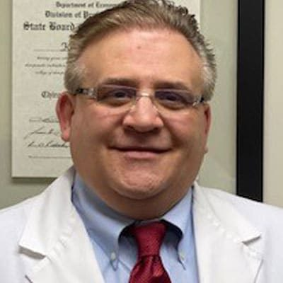 Chiropractor Akron OH Kabin Joel Carder